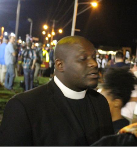 Pastor Mike McBride 2