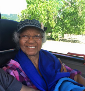 This is 85 year old women lived through Jim Crow was among those forced off the Napa Wine train